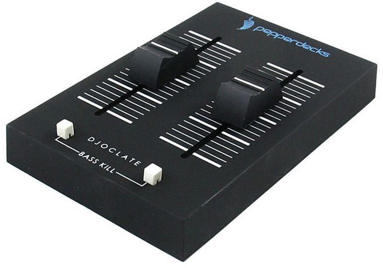 (Lokaal? Makro Eindhoven/Best) Pepperdecks DJOCLATE pocket audio mixer