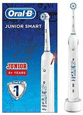 Oral-B Junior Smart Oplaadbare Elektrische Tandenborstel
