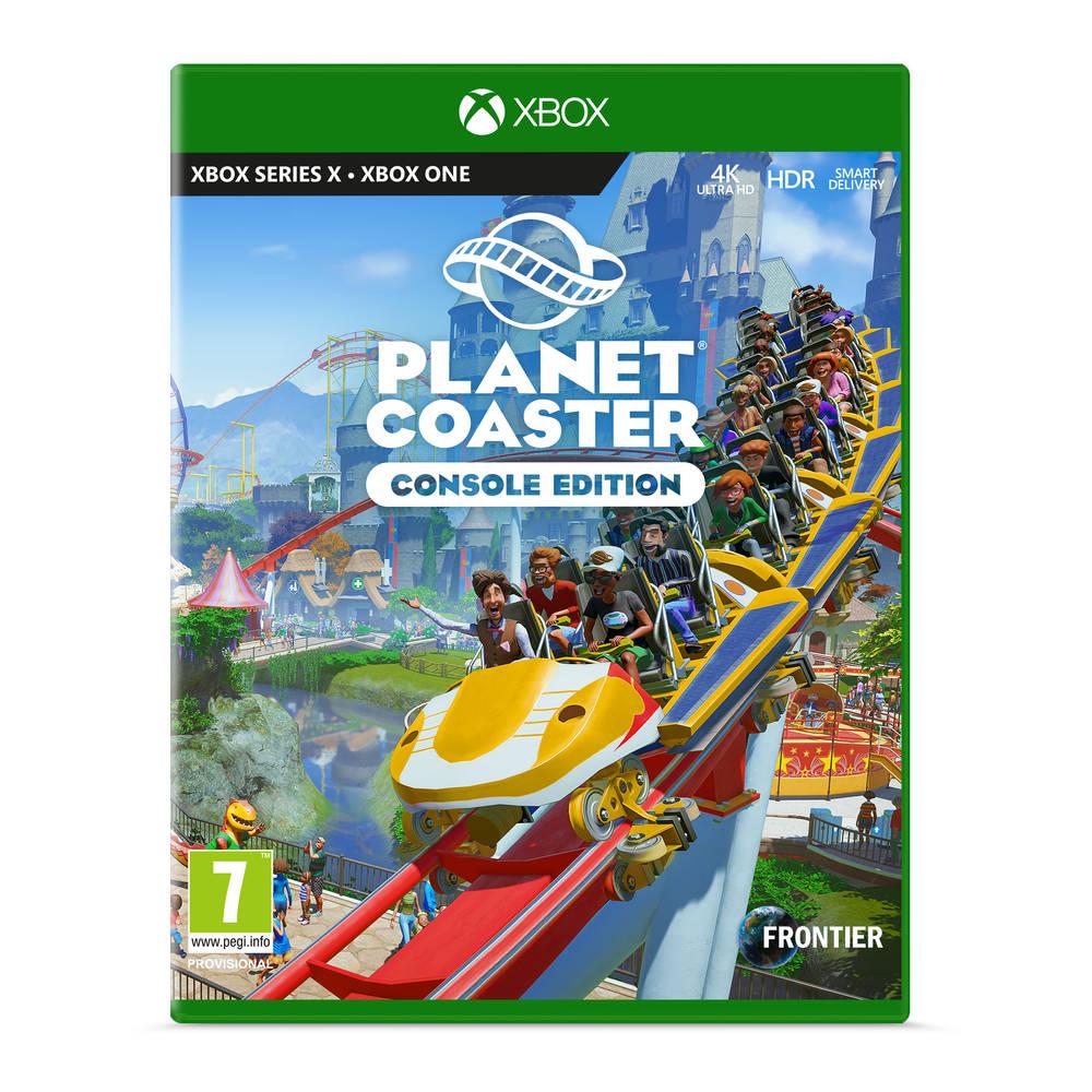 Planet Coaster inbegrepen bij Xbox Game Pass!