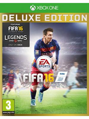 Prijsfout? FIFA 16 Deluxe Edition (Xbox One) voor €14,99 @ Makro (België)