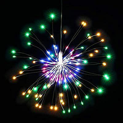 Knallend het jaar uit :( met deze Vuurwerk Led lamp