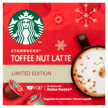 Dolce Gusto Starbucks koffie bij de plus