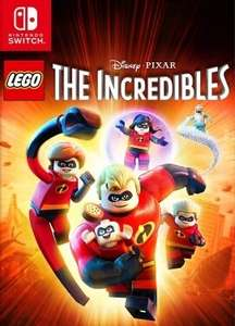 Lego The Incredibles Switch €14,99 (Europe) *Digital Download*    Instant Gaming