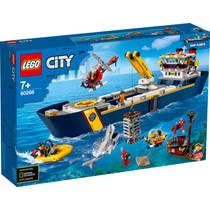 LEGO® City Oceaan Onderzoekschip (60266)