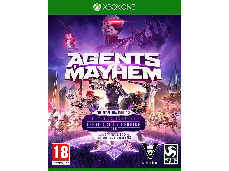 Agents of Mayhem (Xbox One) @ Media Markt