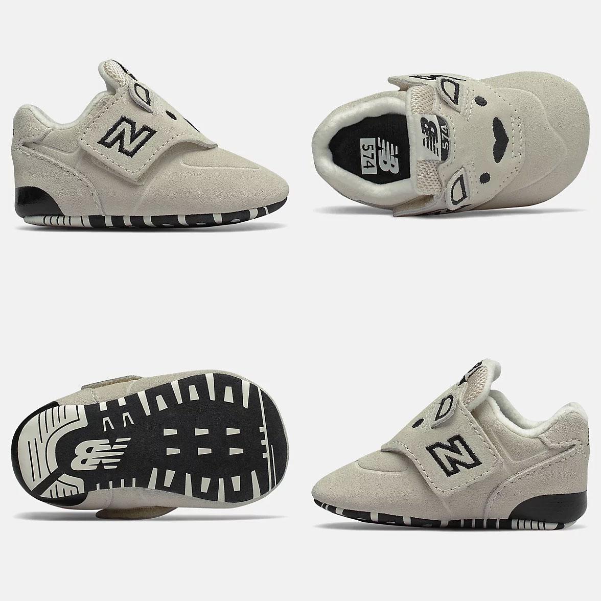 574 Classic Crib sneakertjes - extra voordelig met code @ New Balance