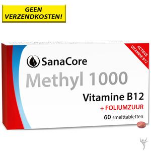 B12 bio actieve smelttabletten