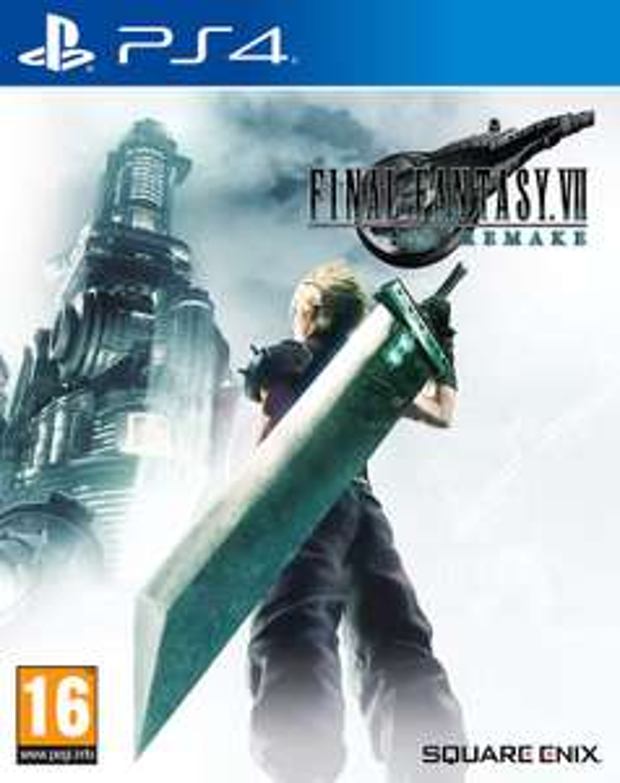 Final Fantasy VII Remake (PS4) @ Amazon.nl