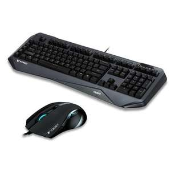 Rapoo mechanisch toetsenbord V800 + V900 muis @ Informatique