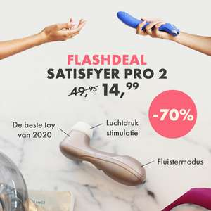 Satisfyer Pro 2 Next Generation @ Easytoys