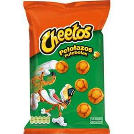 Cheetos pelotazos @Plus Tilburg (Besterdring)