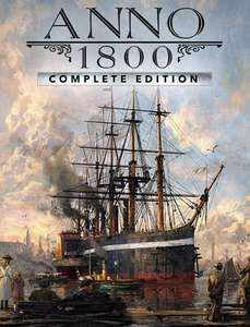 anno 1800 complete edition PC (met o.a. season pass 1 &2)
