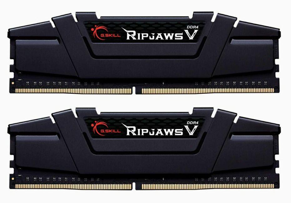 G.Skill Ripjaws 32GB(2X16GB) 3200MHz, CL16