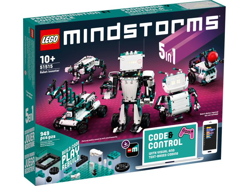 LEGO Mindstorms 51515 Robot. Laagste prijs ooit!
