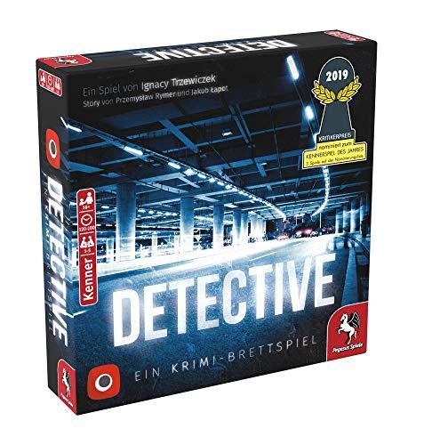 Detective Pegasus - Amazon Prime