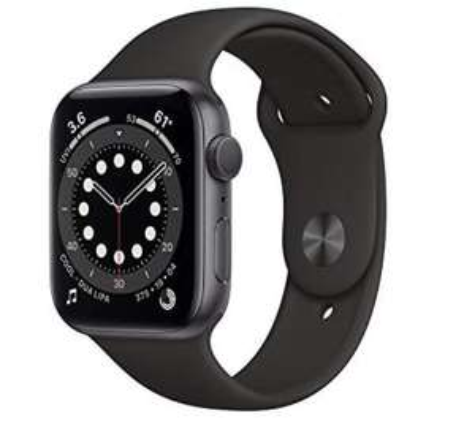 Apple watch 6 44 mm Space Gray + andere Apple aanbiedingen