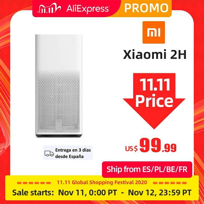 Xiaomi air purifier 2H