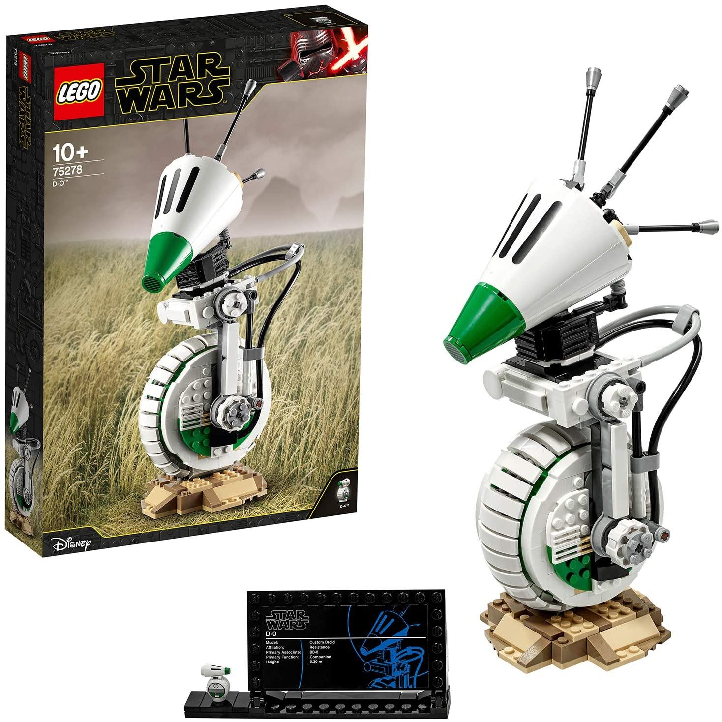 LEGO® Star Wars™ D-O™ 75278 bouwset