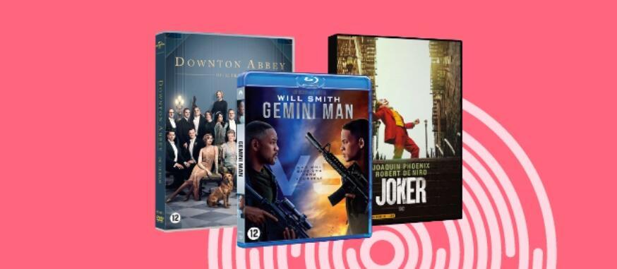 Singles Day deals: 5 films voor 30 euro