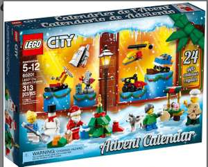 LEGO City Adventkalender 2018 (60201)