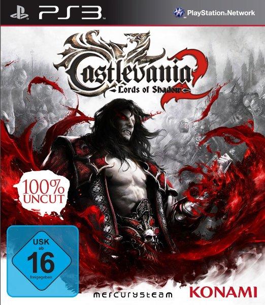 Castlevania Lords of Shadow 2 (PS3) voor €3,17 @ Amazon.de