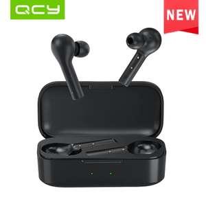 QCY T5 TWS - draadloze oordopjes @AliExpress QCY Official Store