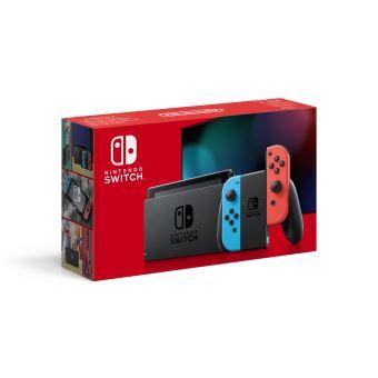 Nintendo Switch (Rood/Blauw - Grijs - Fortnite) voor €262,48 @ Fnac