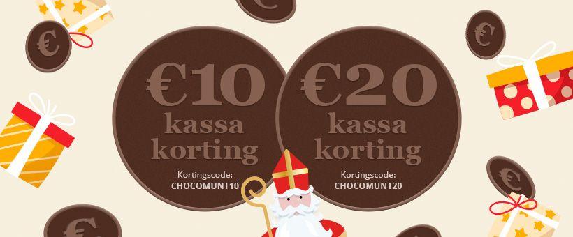 Epplejeck 10 euro korting