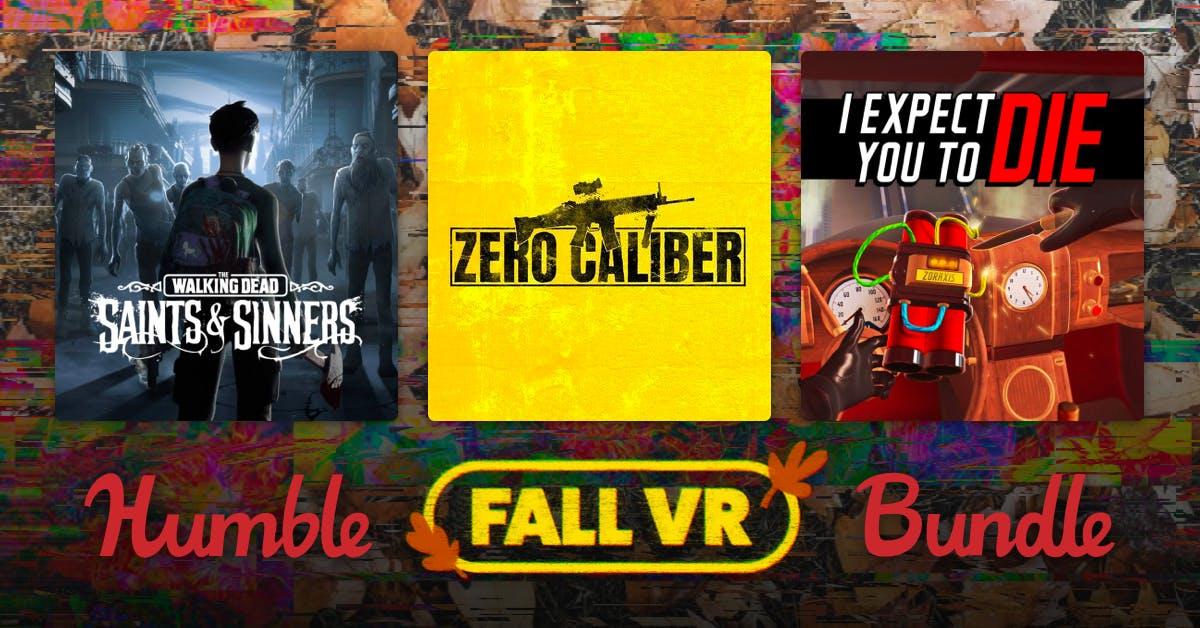 Humble Fall Virtual Reality Bundle (Steam)