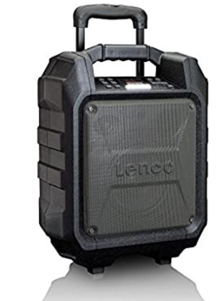 Lenco PA-60 Bluetooth speaker 35W / 10 uur speeltijd