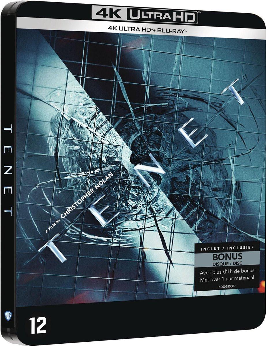 TENET 4k Limited Edition Steelbook