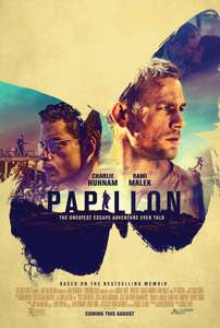 Pathé Thuis - 12 november - Papillon (gratis film)
