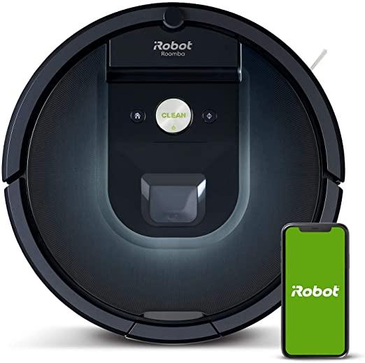 iRobot Roomba 981 @ Amazon.nl