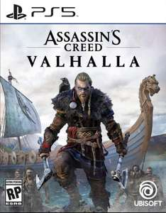 PS5 Assassin's Creed Valhalla (let op combi deal)