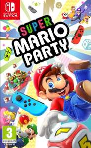 [Nintendo Switch] Super Mario Party