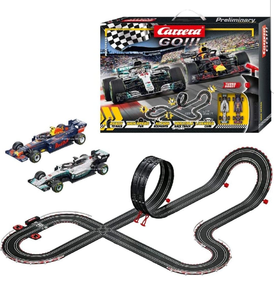 Carrera Go Max Speed 52,10 bij Amazon.nl