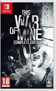 This war of Mine: Complete Edition (Eshop)