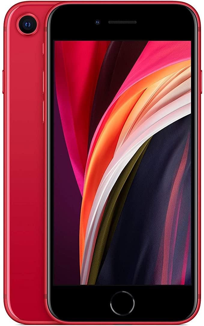 IPhone SE 2020 256GB - Rood