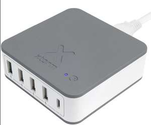 Xtorm USB Power Hub Cube Pro bij Direct Sale voor 21 euro
