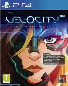 Velocity 2X Critical Mass Edition (PS4) @ iBOOD