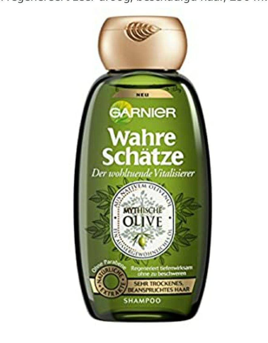 Garnier (olijfolie) shampoo 250ml