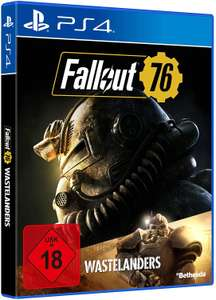 Fallout 76 Wastelanders (PS4) @ Amazon.nl