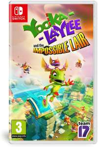 Yooka-Laylee & The Impossible Lair - Nintendo Switch