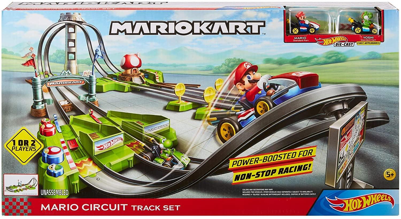 Hot Wheels Mario Kart Racebaan (GCP27)