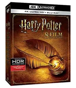 Harry Potter 4k - 8 Film collectie