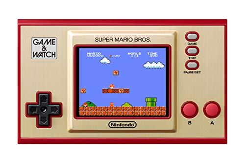 Game & Watch: Super Mario Bros. Retro spelsysteem @Amazon.fr