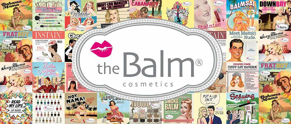 Diverse The Balm make-up producten 60%korting bij wehkamp