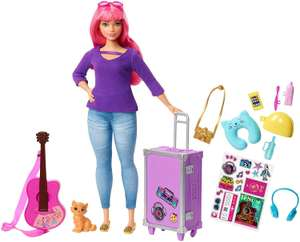 Barbie FWV26 Dreamhouse Adventures - Daisy Gaat Op Reis Pop