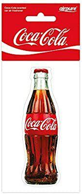 Airpure Coca Cola auto luchtverfrisser