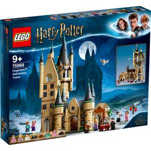 LEGO Harry Potter: Hogwarts Astronomy Tower 75969